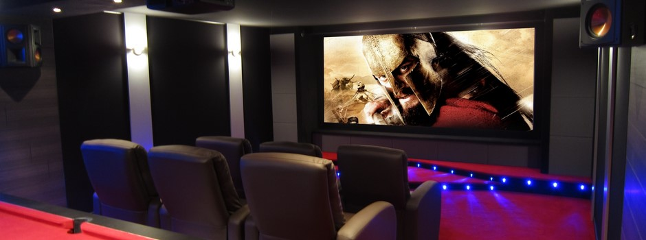 salle de cinema maison epidaure montpellier 2awww la salle de cinma soussol cinmamaison. Black Bedroom Furniture Sets. Home Design Ideas